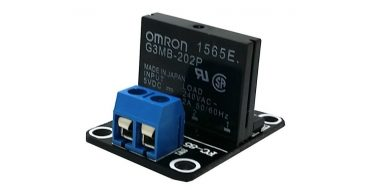 SSR relé Omron G3MB-202P
