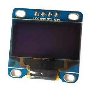 Raspberry Pi: I2C OLED displej SSD1306   Arduino návody