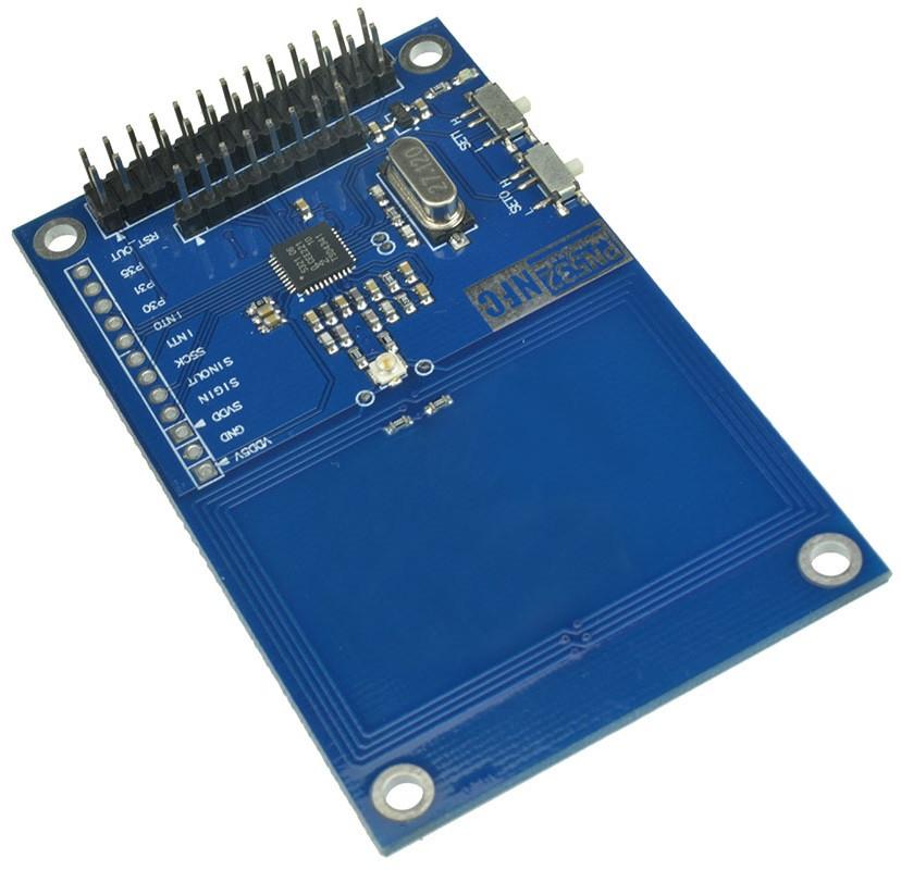NFC čtečka tagů PN532   Arduino návody