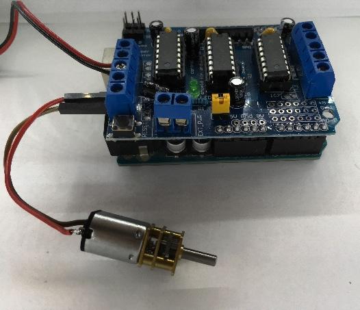 Motor Shield L293d Arduino N Vody