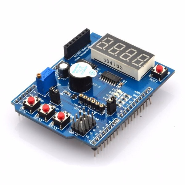 Funduino výukový multi shield