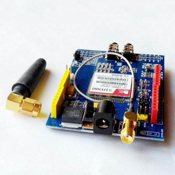GSM Shield SIM900 | GPRS a Thingspeak