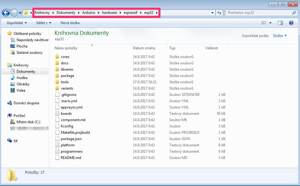 Esp8266 arduino library zip download